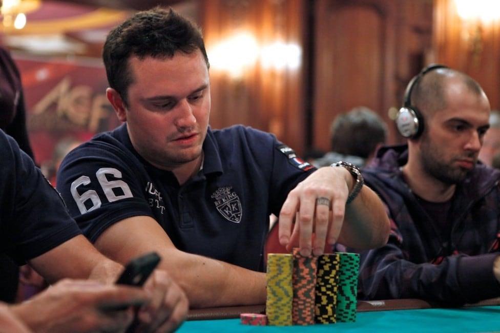 Interview Poker Emile Petit